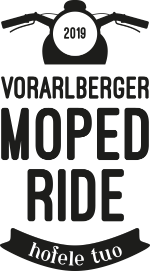 VORARLBERGER MOPED RIDE Logo